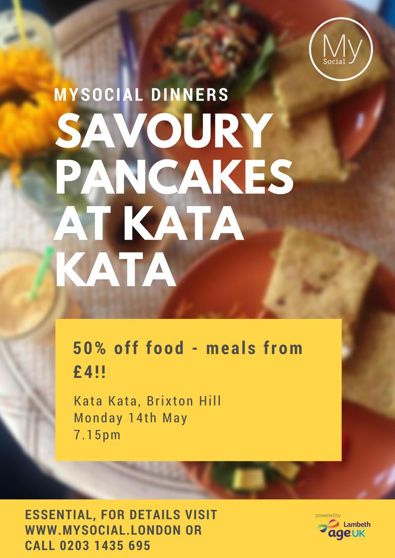 Dinner at Kata Kata